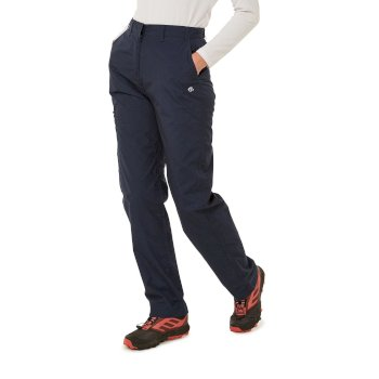 Craghoppers Classic Kiwi II Trousers - Soft Navy
