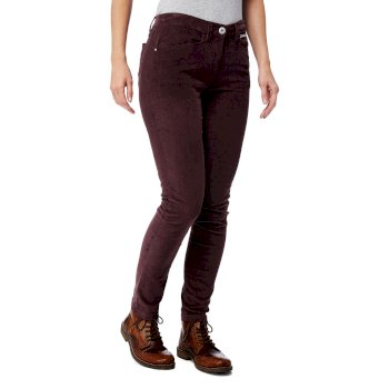 Craghoppers Ester Trousers Winterberry