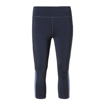 Craghoppers NosiLife Luna Cropped Tight - Soft Navy