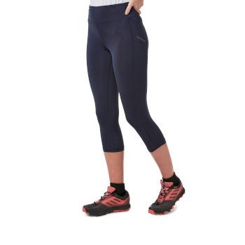 Craghoppers NosiLife Luna Cropped Tight - Blue Navy