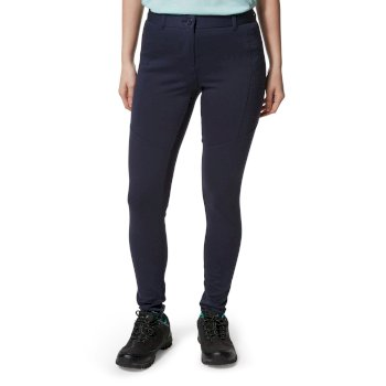 Craghoppers Kiwi Pro Trekking Trousers - Soft Navy