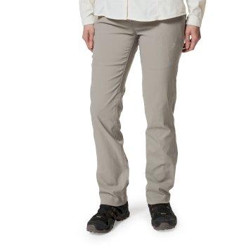 Craghoppers Kiwi Pro Trousers - Platinum