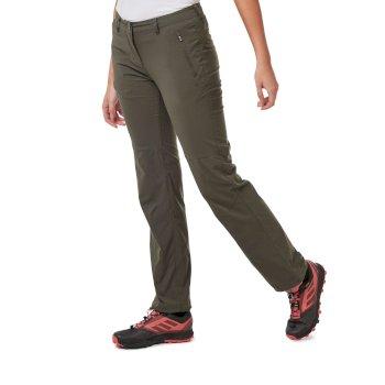 Craghoppers NosiLife Pro II Trouser - Mid Khaki
