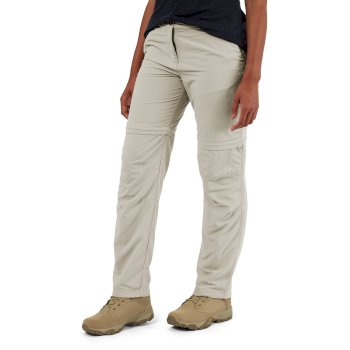 Craghoppers NosiLife III Convertible Trousers - Desert Sand