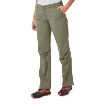 Craghoppers NosiLife III Trousers - Soft Moss