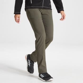 Craghoppers Kiwi Pro II Trouser - Mid Khaki