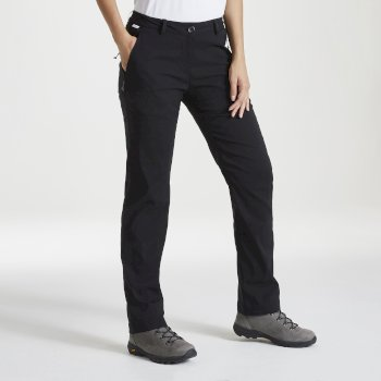 Kiwi Pro II Winter Lined Trouser - Black