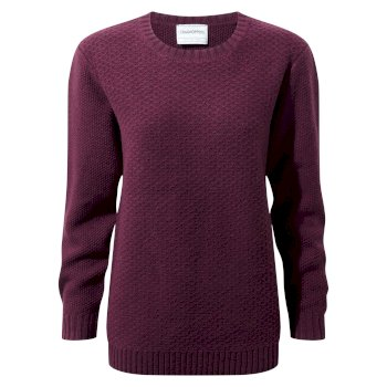 Craghoppers Anja Sweater Winterberry