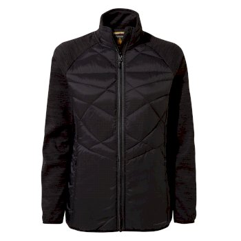 Craghoppers Midas Hybrid Jacket - Black