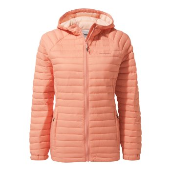 Craghoppers Venta Lite Hooded Jacket - Rosette