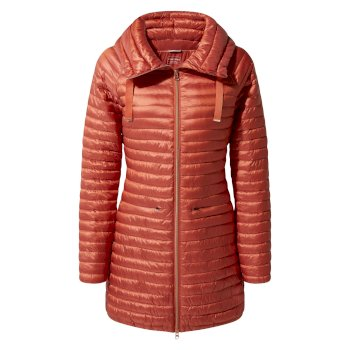 Craghoppers Mull Jacket Warm Ginger