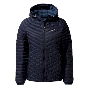 Craghoppers Expolite Hooded Jacket - Blue Navy