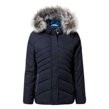 Craghoppers Dawa Hooded Jacket - Blue Navy