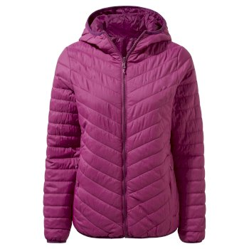 Craghoppers Compresslite V Hooded Jacket - Baton Rouge