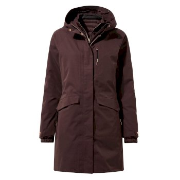 Cato 3 in 1 Jacket - Port