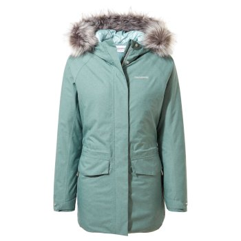 Craghoppers Sakura 3 in 1 Jacket - Stormy Sea Marl / Grey Mist