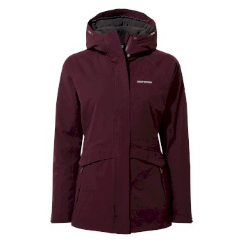 Craghoppers Caldbeck Thermic Jacket - Potent Plum