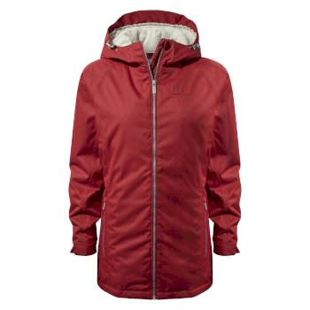 Craghoppers Madigan Classic Thermic II Jacket - Fire Red