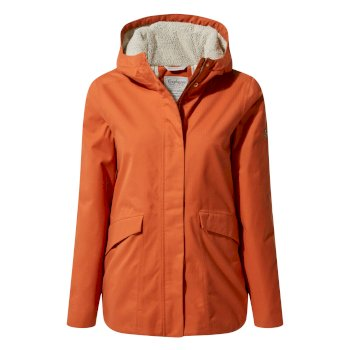 Craghoppers Lindi Jacket Warm Ginger