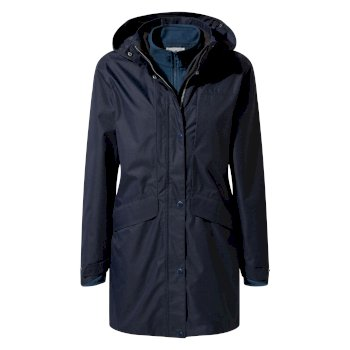 Craghoppers Aird 3 in 1 Jacket - Blue Navy