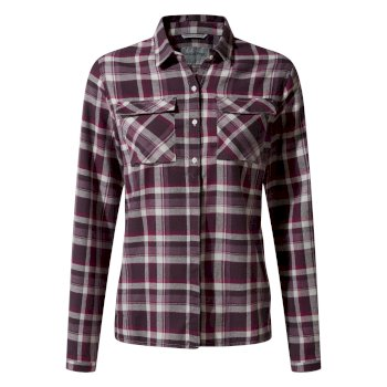 Craghoppers Islay Shirt Thistle Check