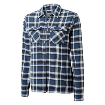 Craghoppers Islay Shirt Loch Blue Check