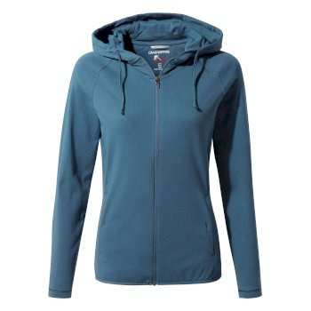 Craghoppers NosiLife Sydney Hooded Top - Venetian Teal