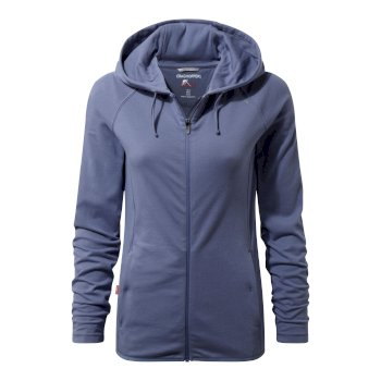 Craghoppers NosiLife Sydney Hooded Top - Blue