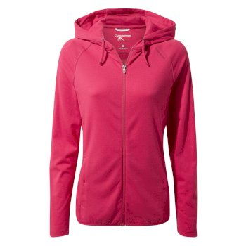 Craghoppers NosiLife Sydney Hooded Top - Winter Rose