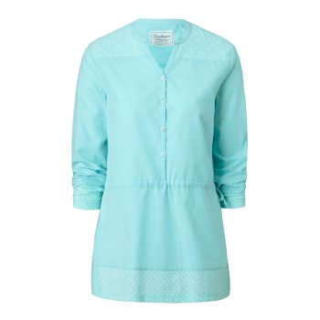 Craghoppers Kadee Long Sleeved Top Seaspray