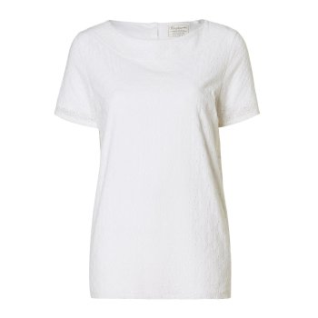 Craghoppers Yara Short Sleeved Top Optic White