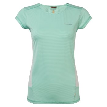Craghoppers Atmos Short-Sleeved T-Shirt - Sea Breeze