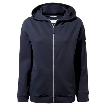 Craghoppers NosiBotanical Eden Hooded Jacket - Blue Navy