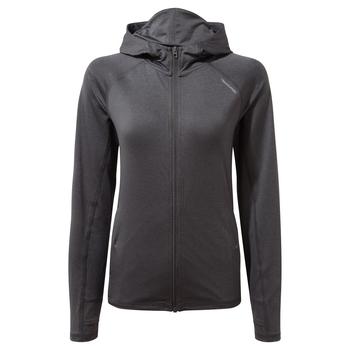 Craghoppers HEIQ Viroblock Hooded Jacket - Charcoal Marl
