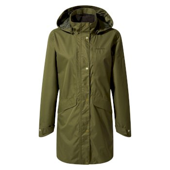 Craghoppers Aird Jacket Parka Green