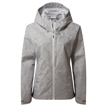 Craghoppers Toscana Jacket - Dove Grey Print