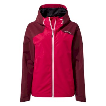 Craghoppers Toscana Jacket - Wildberry / Winter Rose