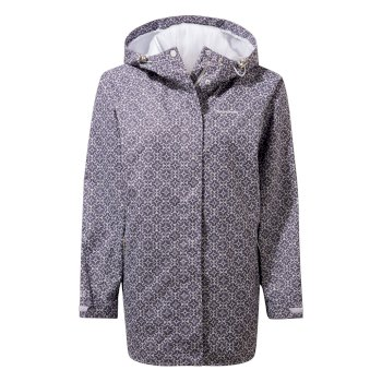 Craghoppers Oriana Jacket - Blue Navy Print