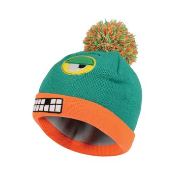 4ca6b311 Dare2b Kids Look Out II Beanie Hat Nordic Green