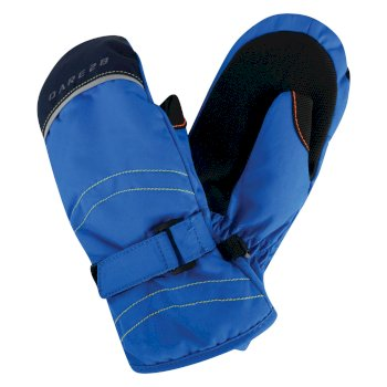 Dare2b Kids Handover Ski Mitt Gloves Athletic Blue