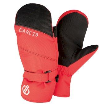 Roaring Ski-Fausthandschuhe für Jungen Fiery Red
