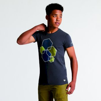 Dare 2B Kids Ordain T-Shirt Charcoal Grey