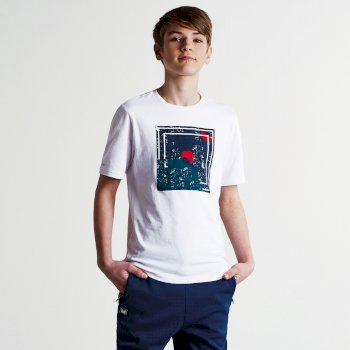 Dare2b Kids Enable T-Shirt White