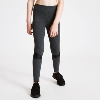Trendsetter Leggings Für Mädchen Grau