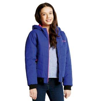 Girls' Precocious Jacket - Clematis Blue