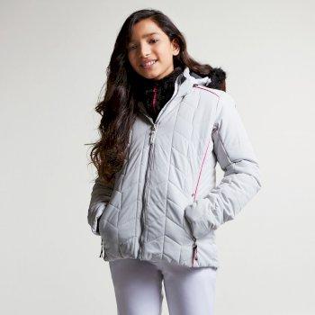 Prodigal Luxe Skijacke für Kinder grau