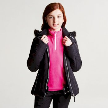 Dare2b Kids Prodigal Luxe Ski Jacket Black