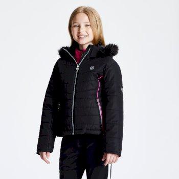 Predate - Mädchen Skijacke Black