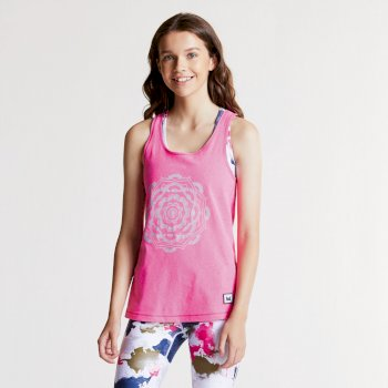 Dare 2B Kids Unbind Vest Cyber Pink