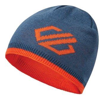 Frequent Beanie-Mütze für Kinder Blau